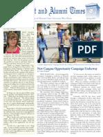 Alumni Newsletter 2009