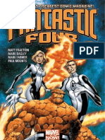Fantastic Four Exclusive Preview