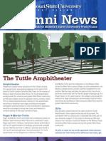 Alumni Newsletter 2011
