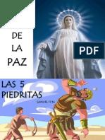 5 PIEDRITAS
