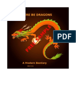 Free Sample of 'Here Be Dragons' as an ebook