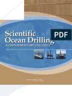 Scientific Ocean Drilling