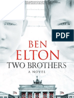 November Free Chapter - Two Brothers by Ben Elton