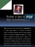 Euler y Las Leyes Del Movimiento
