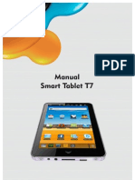 Manual Tablet