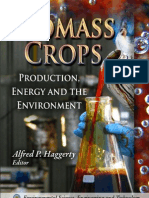 Biomass Crops Production Energy and the Environment