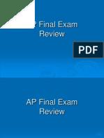 AP+Final+Review