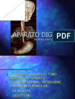Aparato Digestivo I-A Parte 2012