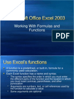 Excel 2003-2