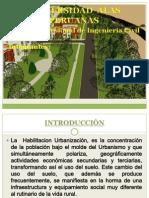 Arquitectura- Habitacion Urbana