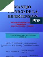 Manejo Clinico Hta