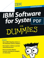 IBM Software for System z for Dummies