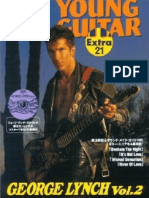 George Lynch – Young Guitar Extra 21 (JAP)