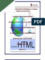 TAGS HTML