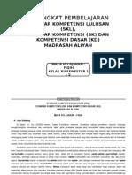 Skl Fiqih Ma Kelas Xii, 1-2