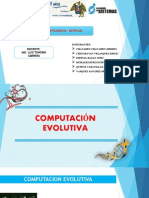 COMPUTACION EVOLUTIVA - NEUROCOMPUTACION