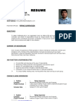 Resume R.L. Arancana