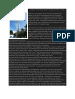 Pengaruh Tower Selular Atau BTS Terhadap Kesehatan Manusia