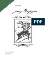 Aleksandar Sergejevič Puškin - Evgenij Onjegin
