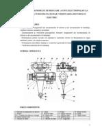 Mecanism ridicare electropalan