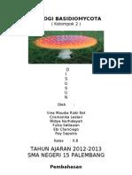 Biologi Basidiomycota