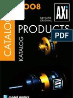 Katalog_2008 AXI Model Motors