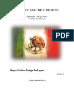 El México que sabe decir NO