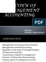Manangement Accounting
