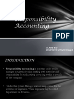 Responsibiliy Accounting