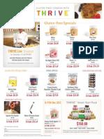 November Sales Flyer