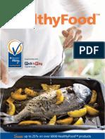Discovery Vitality HealthyFood Catalog