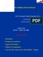 Aterros Sobre Solos Moles - 23-12-2003