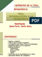 1ra.clase.introduccion a La Bioquimica