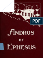 ANDROS OF EPHESUS A Tale OF Early Christianity by the REV.J.E.COPUS,1910
