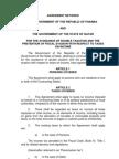 DTC agreement between Qatar and Panama