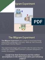 Milgram Experiment Good