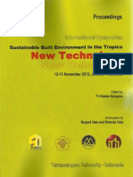 Psikologi Teknologi dan Kohesi Bertetangga (Simposium Internasional UNTAR)