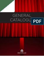 DECORLUC General Catalogue