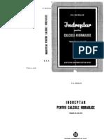 Indreptar Pt Calcule Hidraulice, P. G. Kiselev