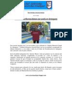 11. Jose Antonio Martos Debuta Con Podio en Antequera