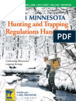 MN Hunting and Trapping Regulations Handbook