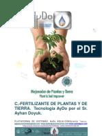 Doc_aplicaciones y Usos Del c.-fertilizante de Plantas y de Tierra