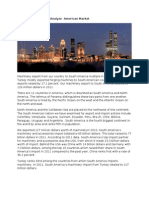 Machinery Producers Analyze American Market