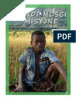 Wiadomości Misyjne nr 15 (1/2010)