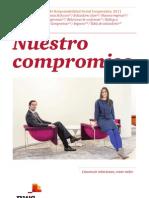 PwC España_Memoria de Responsabilidad Social Corporativa_2011