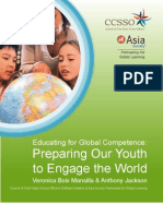 Educating for Global Competence