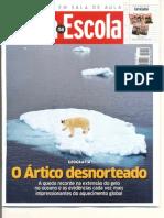 O Ártico desnorteado