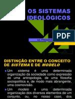 OS SISTEMAS IDEOLÓGICOS