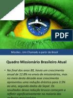 Missões um chamado a partir do Brasil