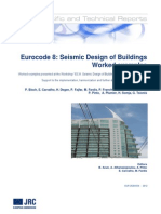 EC8 Seismic Design of Buildings - Worked examples
